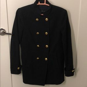 Zara Basic Military Coat